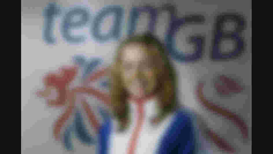 Victoria Pendleton a member of the Great Britain Cycling team on July 2, 2004 when she was 24 years old.  (Photo by John Gichigi/Getty Images)
