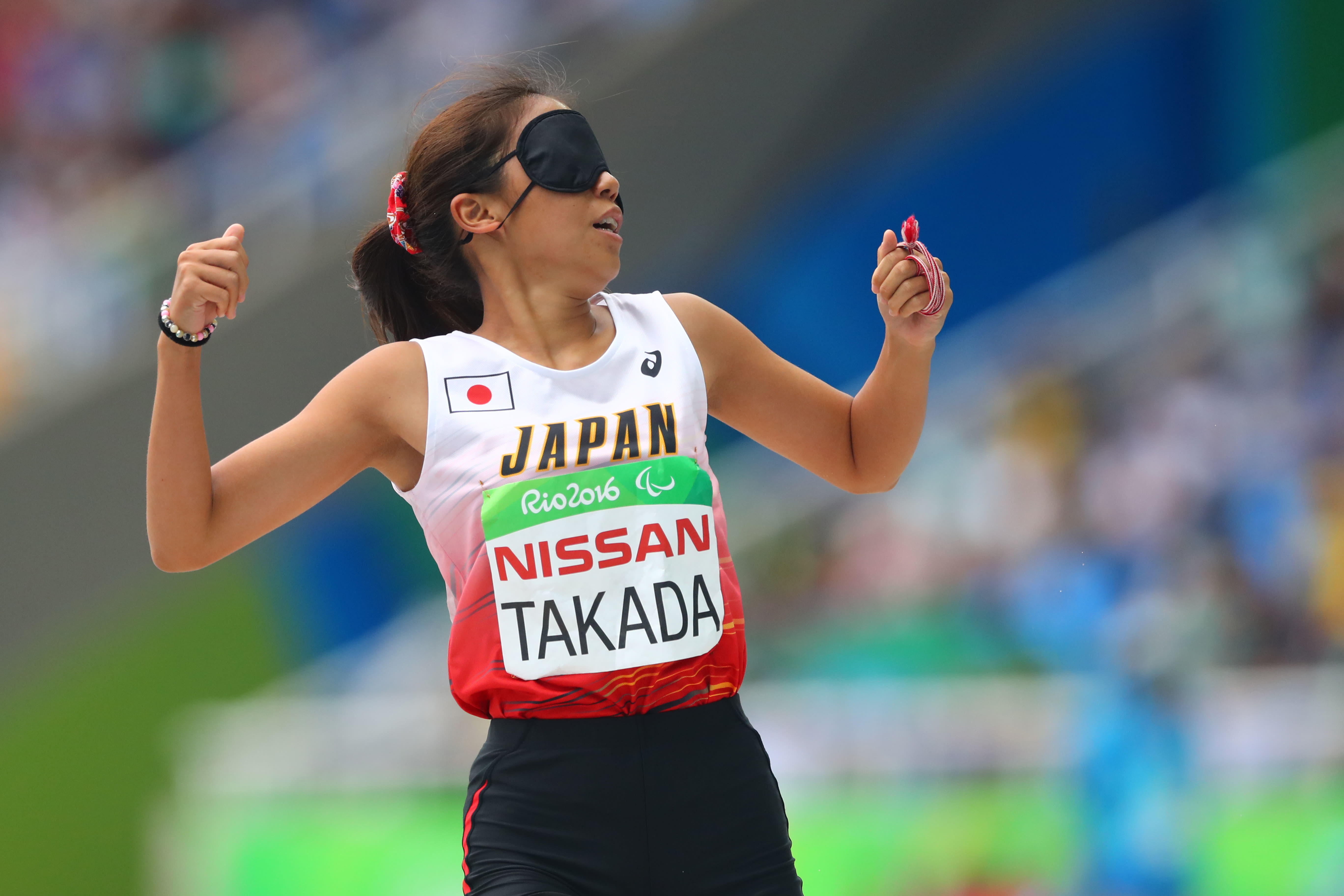 Long jumper Takada Chiaki has provisionally qualified for Tokyo 2020.  (Photo by Lucas Uebel/Getty Images)