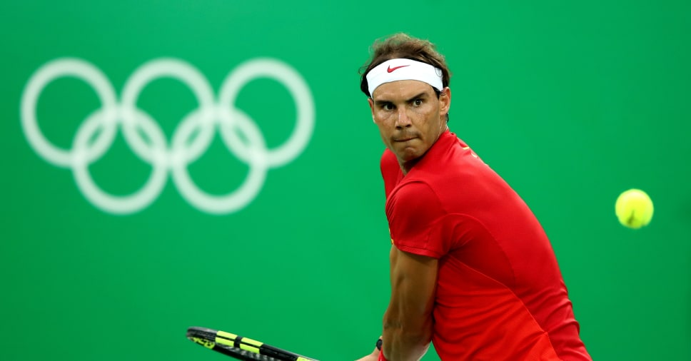 Rafael Nadal At 16 A Star Beginning To Shine