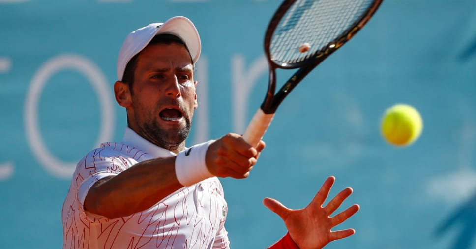 World Number One Novak Djokovic Tests Positive For Coronavirus