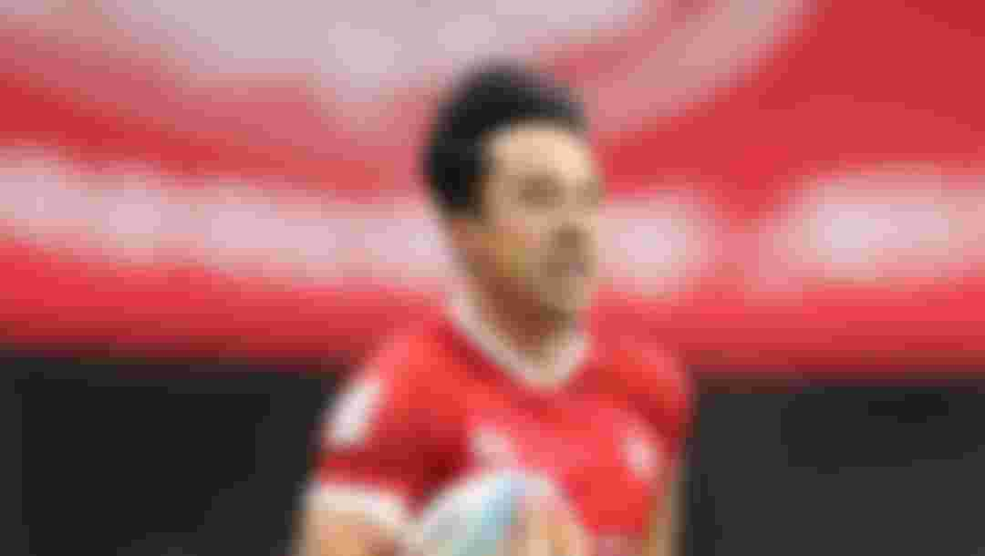 Nathan Hirayama of Canada during the 2020 World Rugby Sevens Series